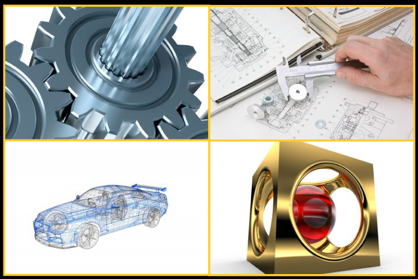 Mechanical Engineering with Mechanical Modeling Examples